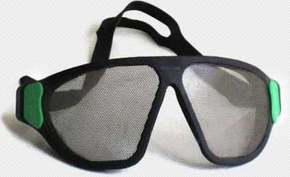 Safe Eyes Mesh Safety Goggles, Safety Eye Protection Goggles